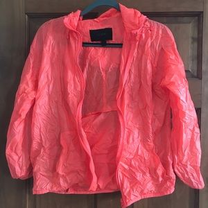 J.Crew Packable windbreaker jacket